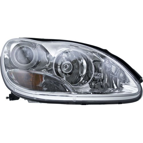 Hella 354458021 oe replacement xenon headlamp assembly for Mercedes benz s430 headlight replacement