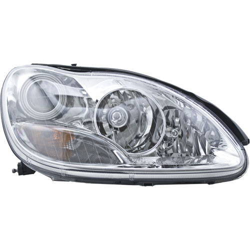 Hella 354458041 oe replacement xenon headlamp assembly for Mercedes benz s430 headlight replacement