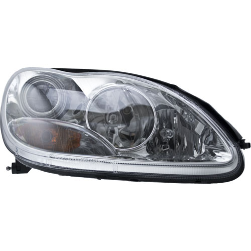 Hella 354458061 oe replacement headlamp assembly 2003 06 for Mercedes benz s430 headlight replacement