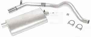 Dynomax 17472 - Dynomax Bolt-On Cat Back Exhaust Systems for Trucks and SUVs