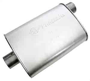 Dynomax 17631 - Hush Thrush Super Turbo Mufflers