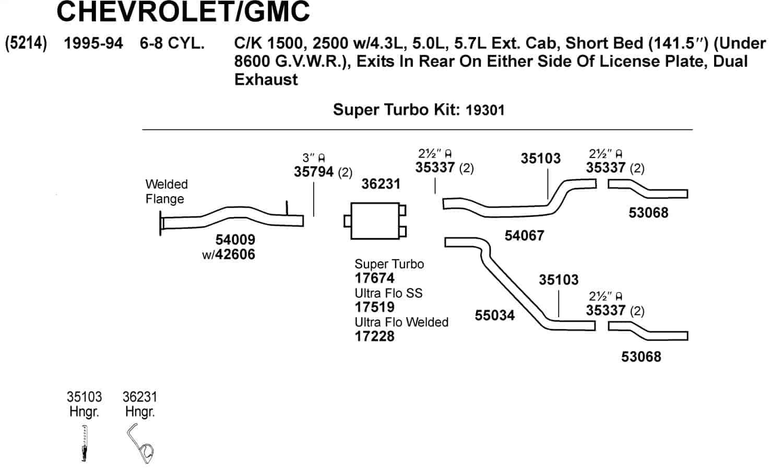 Dynomax 17670 Super Turbo Muffler