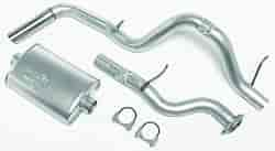 Dynomax 19305 - Dynomax Bolt-On Exhaust Systems for Truck/SUV