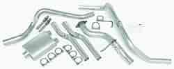 Dynomax 19309 - Dynomax Bolt-On Exhaust Systems for Truck/SUV