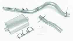 Dynomax 19319 - Dynomax Bolt-On Cat Back Exhaust Systems for Trucks and SUVs