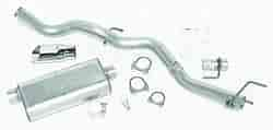 Dynomax 19369 - Dynomax Bolt-On Exhaust Systems for Truck/SUV