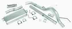 Dynomax 19387 - Dynomax Bolt-On Exhaust Systems for Truck/SUV