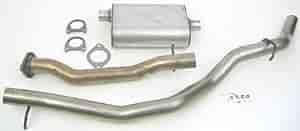Dynomax 19399 - Dynomax Bolt-On Exhaust Systems for Truck/SUV