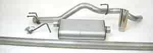 Dynomax 19428 - Dynomax Bolt-On Exhaust Systems for Truck/SUV