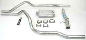 Dynomax 19431 - Dynomax Bolt-On Exhaust Systems for Truck/SUV