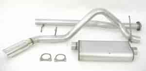 Dynomax 19452 - Dynomax Bolt-On Cat Back Exhaust Systems for Trucks and SUVs