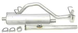 Dynomax 19481 - Dynomax Bolt-On Cat Back Exhaust Systems for Trucks and SUVs