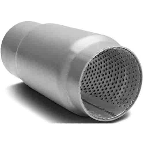 Dynomax 24249 Race Bullet Muffler In Out 3 Quot Jegs