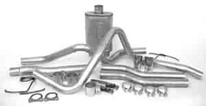 Dynomax 39321 - Dynomax Bolt-On Exhaust Systems for Truck/SUV