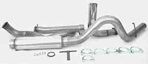 Dynomax 39377 - Dynomax Bolt-On Exhaust Systems for Truck/SUV