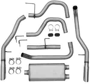 Dynomax 39450 - Dynomax Bolt-On Cat Back Exhaust Systems for Trucks and SUVs