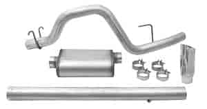 Dynomax 39469 - Dynomax Bolt-On Cat Back Exhaust Systems for Trucks and SUVs