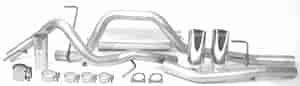 Dynomax 39480 - Dynomax Bolt-On Cat Back Exhaust Systems for Trucks and SUVs