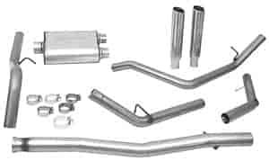 Dynomax 39499 - Dynomax Bolt-On Exhaust Systems for Truck/SUV