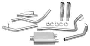 Dynomax 39500 - Dynomax Bolt-On Exhaust Systems for Truck/SUV