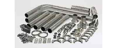 Dynomax 89000 - Dynomax Header and Manifold Dual Kits