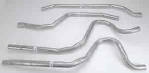 Dynomax 89017 - Dynomax Header and Manifold Dual Kits