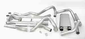 Dynomax 89021 - Thrush Header Back Exhaust Systems