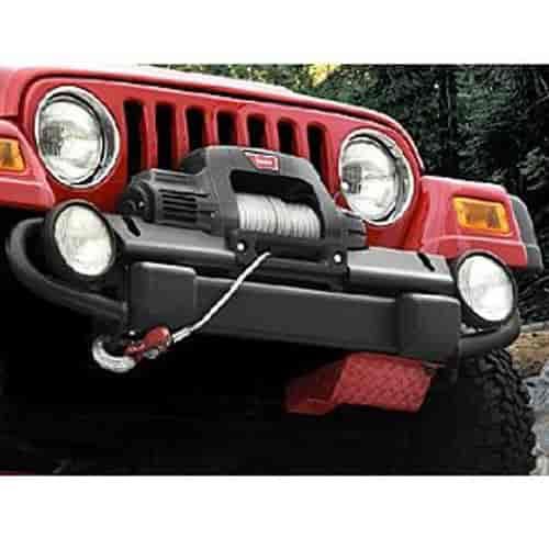 Mopar Jeep Accessories Wrangler: Mopar Accessories 82202191AC: Warn M 8000 Winch 1997-2013