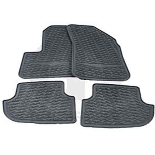 Mopar Accessories 82210449AC: Slush-Style Floor Mats 2011