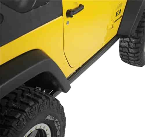 Mopar Jeep Accessories Wrangler: Mopar Accessories 82210585: Rock Rails 2007-13 Jeep