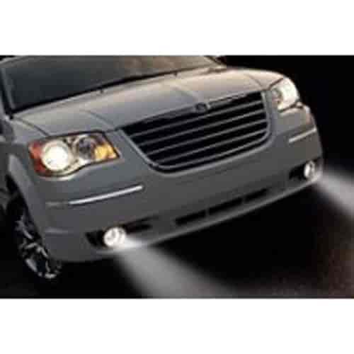 Mopar Accessories 82212065: Fog Lights 2010 Chrysler Town
