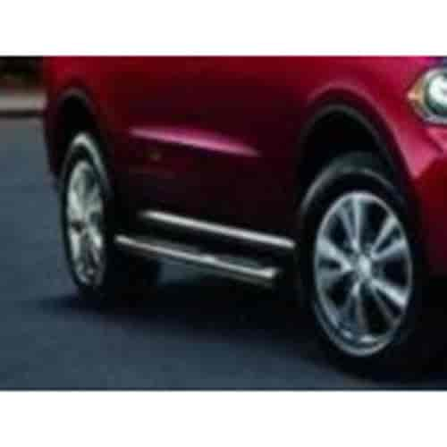 Dodge Durango Accessories >> Mopar Accessories Tubular Side Steps 2011 13 Dodge Durango