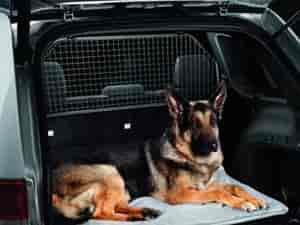 Mopar Accessories 82212304: Removable Dog Guard 2011-14 ...