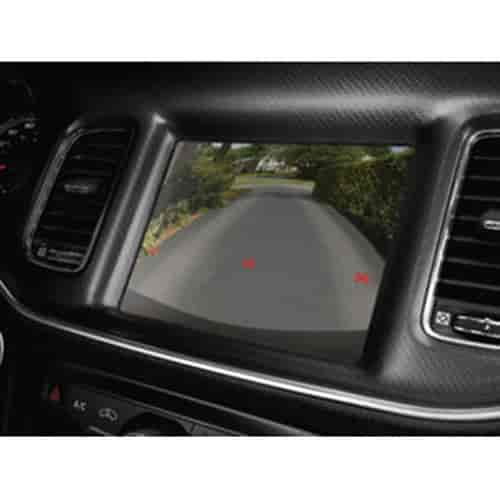 Mopar Accessories 82212584: Production Back-Up Camera