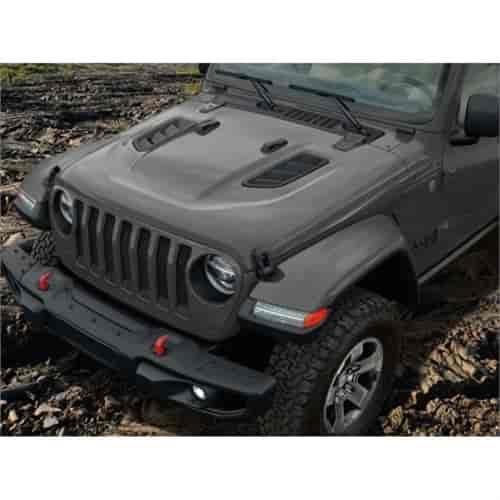 Mopar Jeep Accessories Wrangler: Mopar Accessories 82215740AC: Fender Flare Kit For 2018