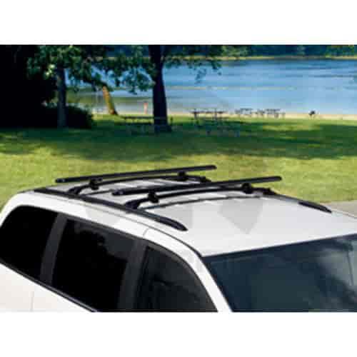 mopar accessories trab4553 thule roof rack kit ebay. Black Bedroom Furniture Sets. Home Design Ideas