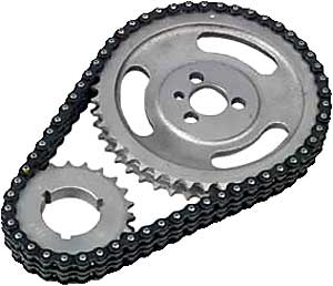 COMP Cams Magnum Double Roller Timing Set 1955-91 Chevy Small Block V8  265-400 (Except w/Factory Roller)