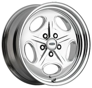 Cragar 3917850P - Cragar Bonneville Chrome Wheels