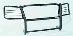 Dee Zee 500025 - Dee Zee Ultra Black Grille Guards