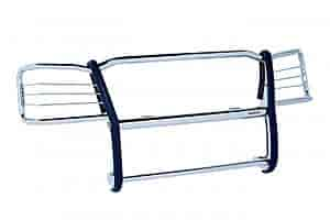 Dee Zee 501234 - Dee Zee Polished Stainless Steel Grille Guards