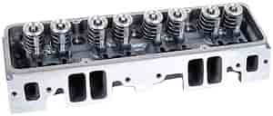 Dart 10121112 - Dart Small Block Chevy Iron Eagle Platinum Series Cylinder Heads