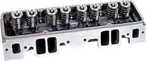Dart 10411111P - Dart Small Block Chevy Iron Eagle Platinum Series Cylinder Heads