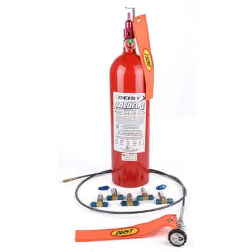 Deist Safety 91310.6 - Deist Cold-Fire Suppression Systems