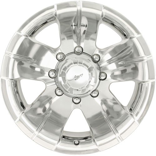 Detroit Wheels #138-5183P - Ion 138 Series Polished Wheels