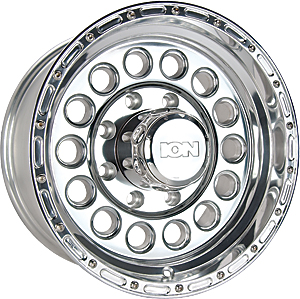 Detroit Wheels 148-6135P - Ion 148 Series Wheels