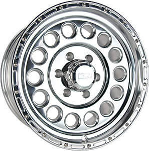Detroit Wheels 148-7985P - Ion 148 Series Wheels