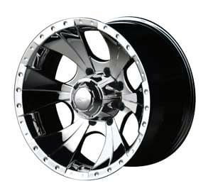 Detroit Wheels 165-6885P - Ion 165 Series Wheels