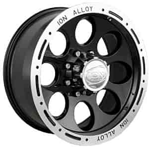 Detroit Wheels 174-5885B - Ion Bargain Wheels