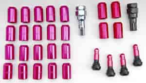 Detroit Wheels 5645RK - Mr. Lugnut TunerLug Nuts & Installation Kits