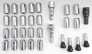 Detroit Wheels 5647K - Mr. Lugnut TunerLug Nuts & Installation Kits